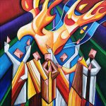 Painting of the Day of Pentecost