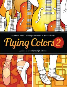 Flying Colors 2: Music & Arts book cover