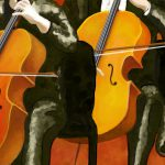 Cello players
